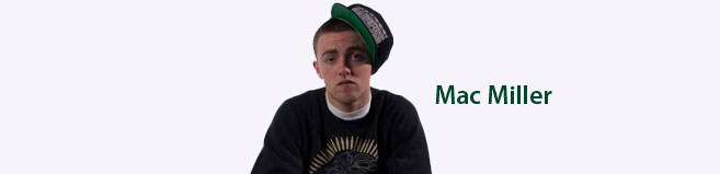 Mac Miller Booking Agent