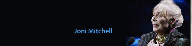 Joni Mitchell Booking Agent