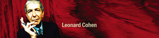 Leonard Cohen Booking Agent