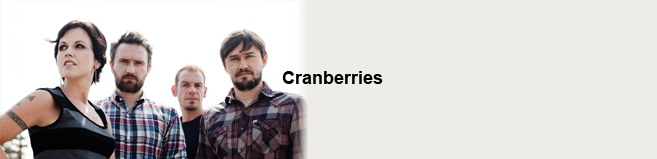 Cranberries Booking Agent