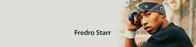 Fredro Starr Booking Agency