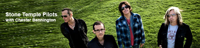 Stone Temple Pilots Booking Agent